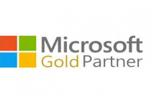 "2005: knk wird ""Microsoft Gold Certified Partner"""